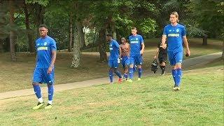 FC Nantes : Anthony Limbombé est arrivé !