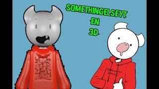 SomeThingElseYT in Blender l Edson Animations