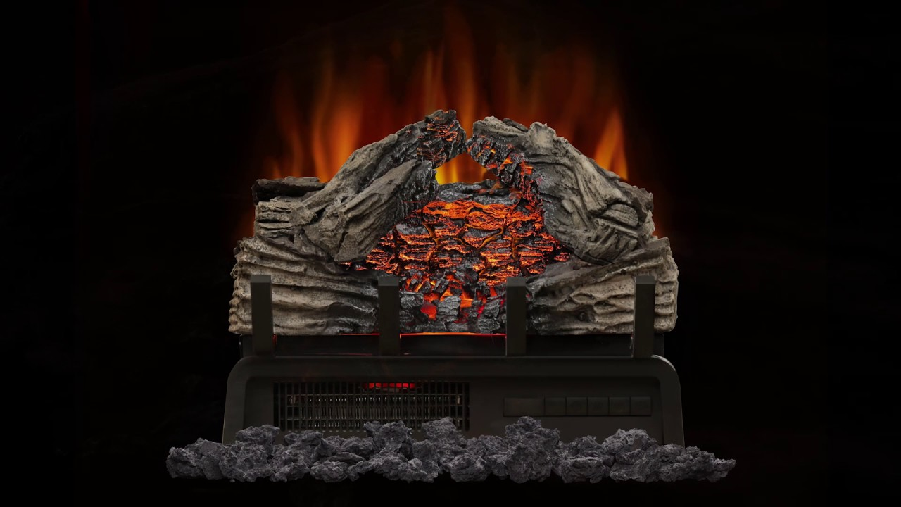 for inserts electric gizmosound existing com fireplaces logs fireplace log