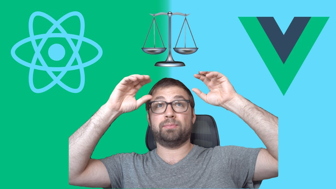 React vs Vue.js: Different but the Same