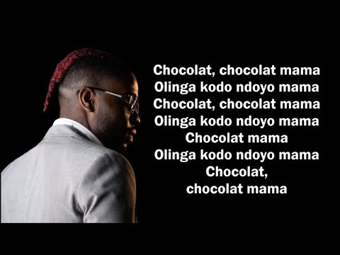Ya Levis - Chocolat (Paroles/Lyrics)