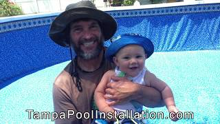 Above Ground Pool Installer 800.457.1622 Intex Amazon Lowes Walmart