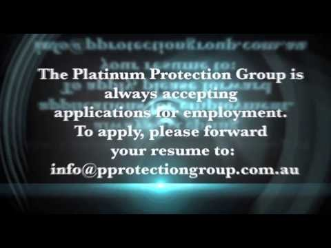 Platinum Protection Group - Australia\'s Best in Security and Close ...
