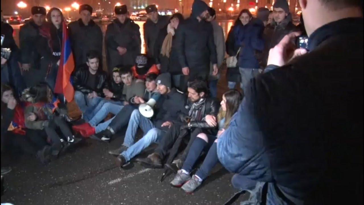 Участники акции в память Артура Саркисяна намерены организовать бессрочный пикет на площади «Свободы»