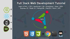 Full Stack Web Development in Just 3 weeks