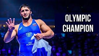 Абдулрашид Садулаев - Олимпийский Чемпион Токио 2020   Abdulrashid Sadulaev Olympic Champion 2020
