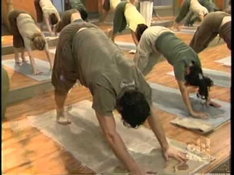 ''Inhale'' Yoga with Steve Ross   09