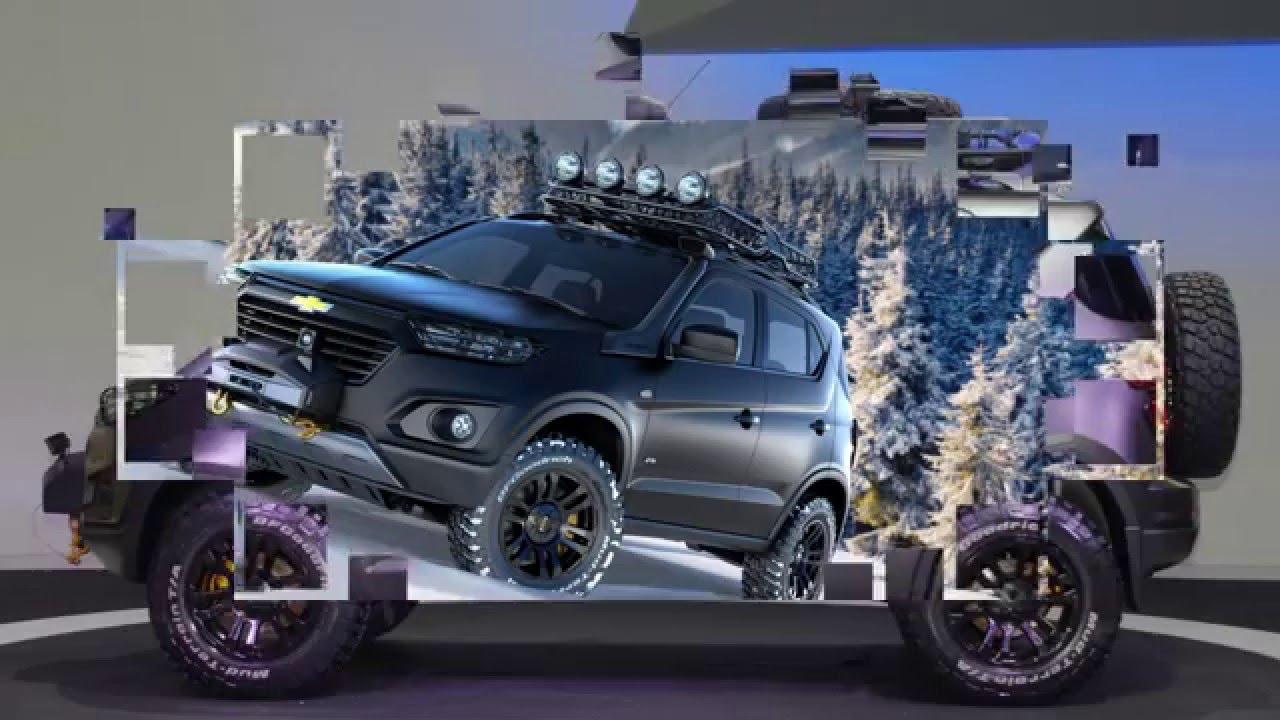 Chevrolet Niva 2016 Youtube