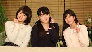 MCは、Juice=Juice金澤朋子と新ユニットの和田桜子、井上玲音! Berryz...