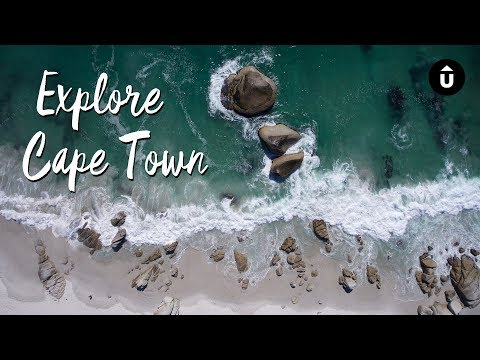Cape Town Beaches and Table Mountain