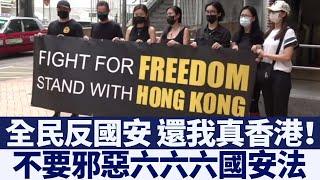 工會請願救港 議員批國安法摧毀一國兩制|@新唐人亞太電視台NTDAPTV |20200628