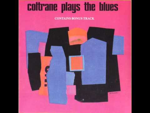 John coltrane    Blues To Elvin