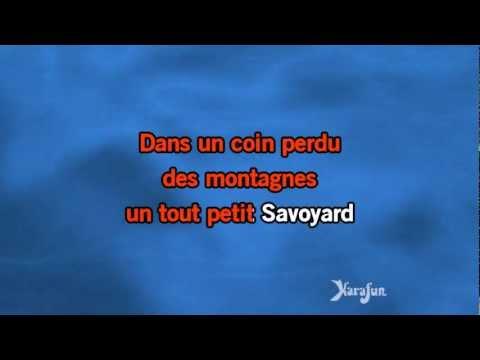 Karaoké Etoile des neiges - Simon et Les Modanais *