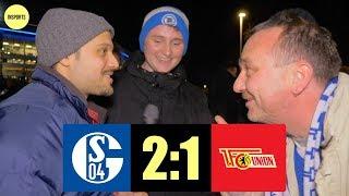 SCHALKE 04 VS UNION BERLIN │S04 AUF KURS KÖNIGSKLASSE