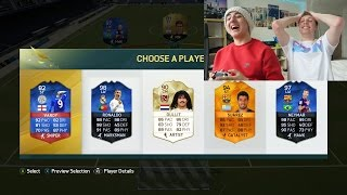 99.99% IMPOSSIBLE FUT DRAFT!! -  FIFA 16