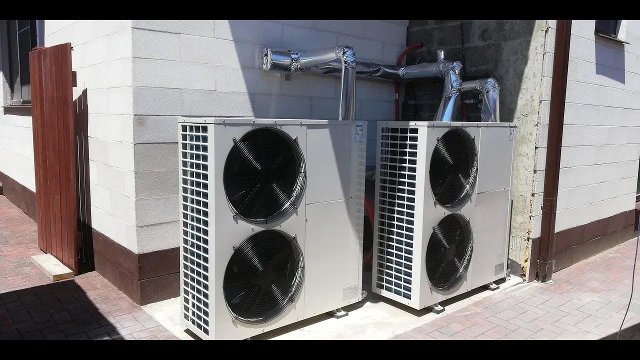 Успешно впарили тепловые насосы владельцу гостиницы