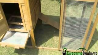 The Deluxe Wentworth Chicken Coop (2/2)