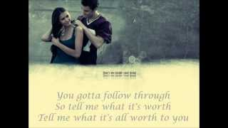 [The Vampire Diaries S03E01] Trent Dabbs - Means To An End (Lyrics HD)
