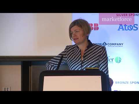 Nicola Shaw CBE on National Grid's future