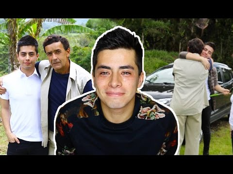 CONOCÍ A MI PAPÁ DESPUÉS DE 23 AÑOS | Javier Ramírez