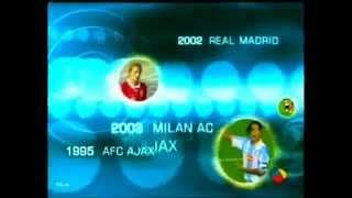UEFA Super Cup 2004 Intro