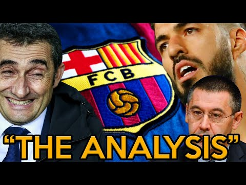 FCBarcelona : What Is Wrong With The Club? Valverde?