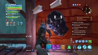 Distribuisci ScannerS Challenges THE FORTNITE SAUVER THE WORLD