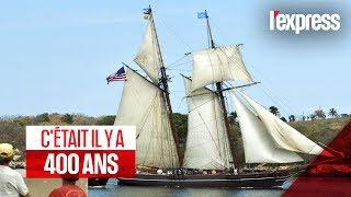 Esclavage : il y a 400 ans, les premiers esclaves arrivent en Amérique