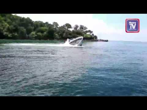 Ex- Kapal Maritim selamat ditenggelamkan
