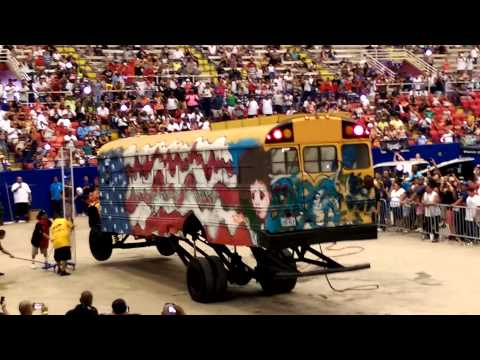 Texas Heatwave 2015 hydraulic competition