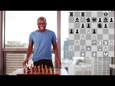 Chess openings - Ruy Lopez Breyer (Middle & Endgame)