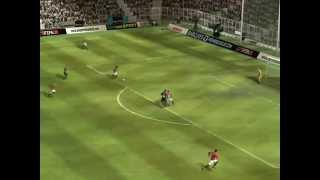 FIFA 09 PC Version Goals Compilation - ManU 1