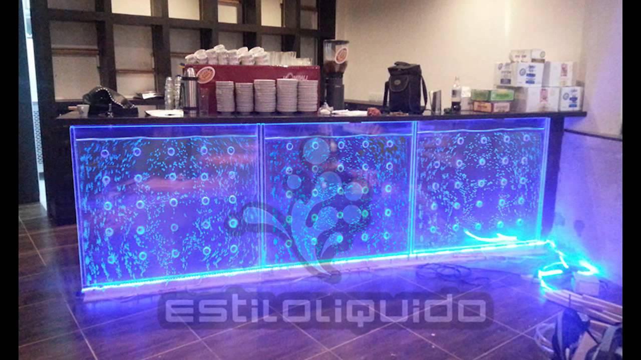 Panel De Burbujas Korner Resto En Quilmes Frente De Barra
