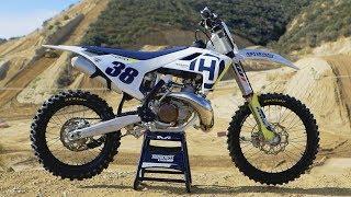 First Ride 2018 Husqvarna TC250 - Motocross Action Magazine