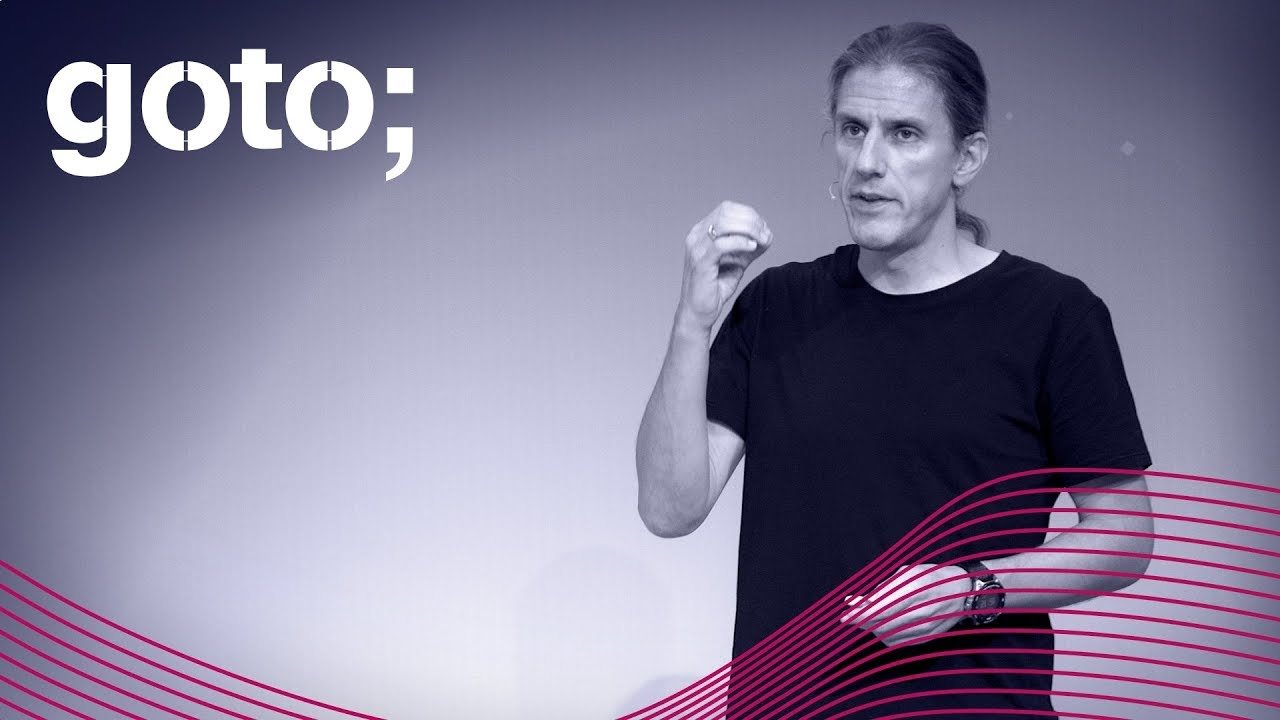GOTO 2018 • Event-based Architecture and Implementations with Kafka and Atom • Eberhard Wolff