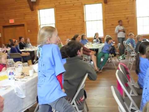 Vineyard Sounds Visits Final Chilmark Community School Lunch