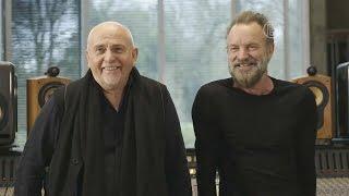 Стинг и Питер Гэбриэл едут в совместное турне новости