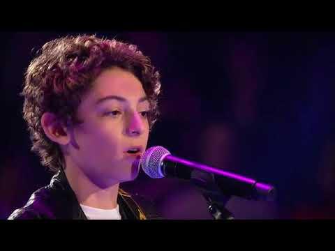 "THE VOICE KIDS GERMANY 2018 - Benicio - ""Bird Set Free"" - Sing Off - Team MAX"