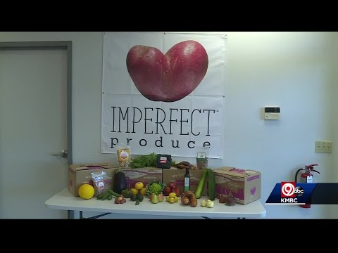Craig Stevens - 'Imperfect Produce' will direct-ship store rejects right to your door...