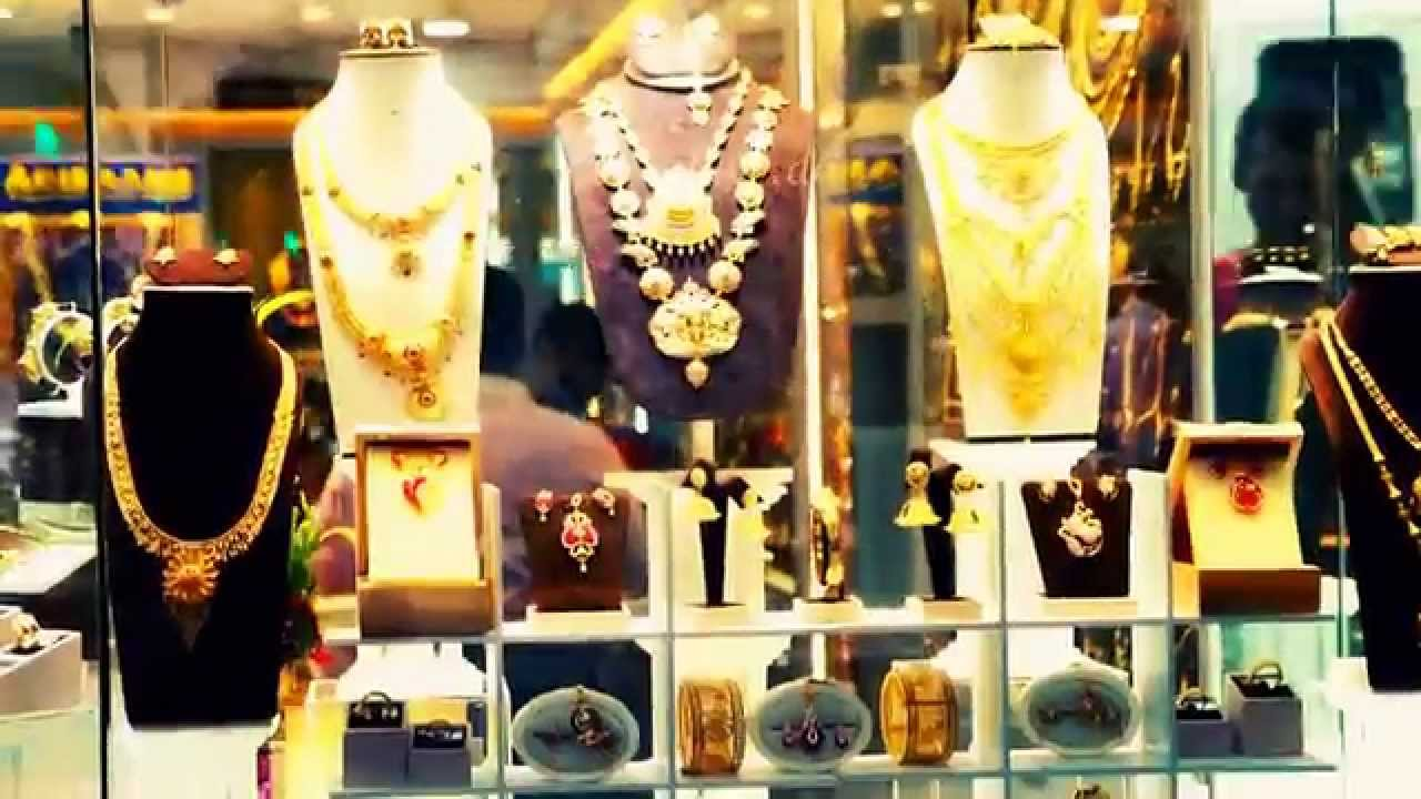 Infinite Gold Shops of Litte India in Sinagapore - YouTube