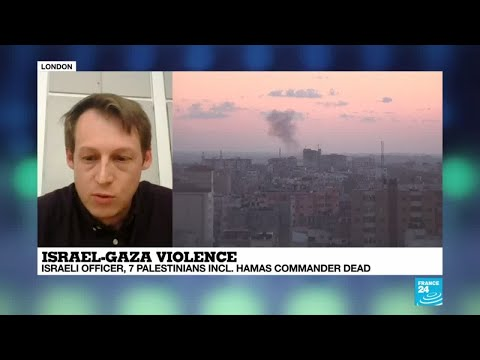 Israel-Gaza violence: