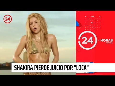 """Shakira pierde juicio por """"Loca"""": ¿Quién es el real autor de la canción?"""