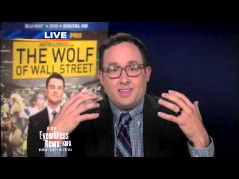 P J  Byrne from 'The Wolf of Wall Street' talks with Rob Finnerty on FOX