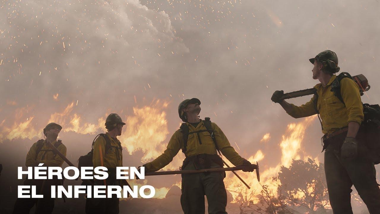 Héroes En El Infierno Los Mandamientos De Los Bomberos Ya En Cines Youtube