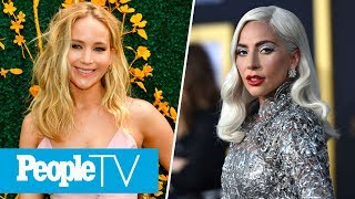 Lady Gaga's Las Vegas Stage Fall, Jennifer Lawrence To Wed At Rhode Island Mansion | LIVE | PeopleTV
