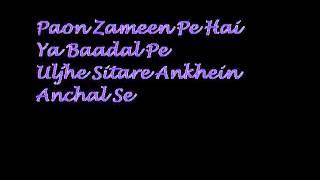 Guzaarish- Udi (Karaoke)