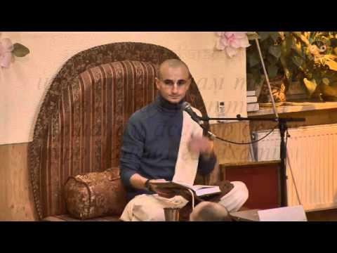 Шримад Бхагаватам 4.12.33 - Гамбира прабху