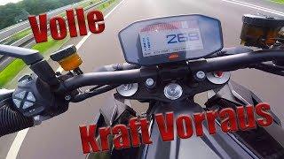 Autobahn ballern! | KTM SuperDuke 1290r
