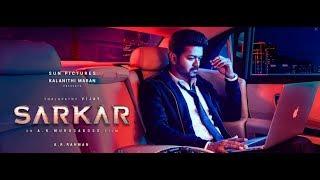 Sarkar movie teaser sarkar movie official teaser Review actor Vijay