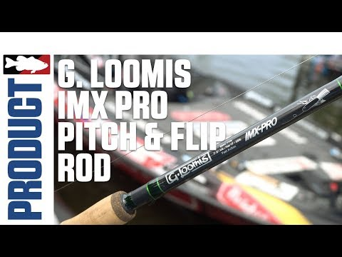 G. Loomis IMX Pro Flip And Pitch Rods With Luke Clausen
